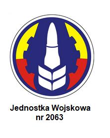 jednostka wojskowa 2063